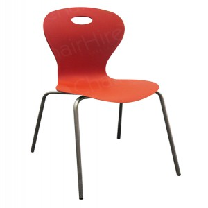 Red Keeler Chair