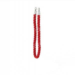 Red Rope Barrier System (Rope)