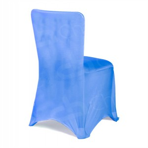Royal Blue Chair Cover