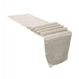Silver Table Runner