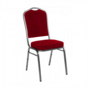 Slimline Conference Chair - Red