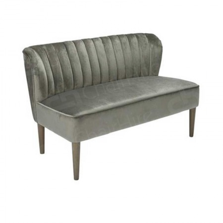 Main Image of Steel Silver Laura Sofa