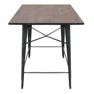 Tolix Style Poseur Table