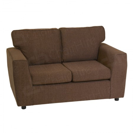 Main Image of 2 Seater Natural Fabric Sofa