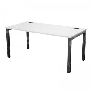 White Bench Style Desk (1600mm)
