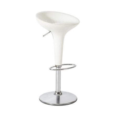 Main Image of Bombo Stool White