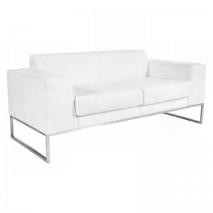 White Lay Sofa