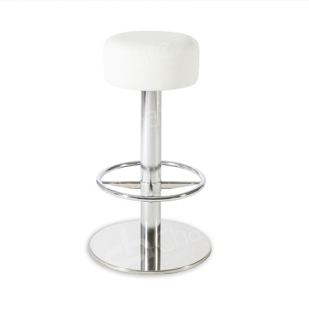 Main Image of Lotus Stool White