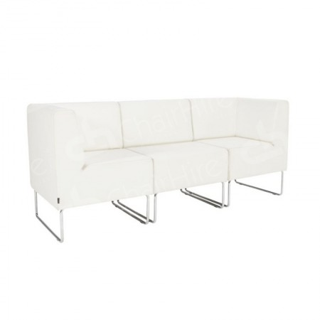 Main Image of Mayfair Chair Unit White