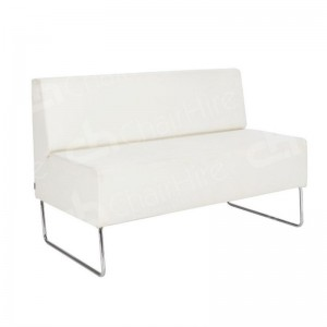 White Mayfair Sofa Unit