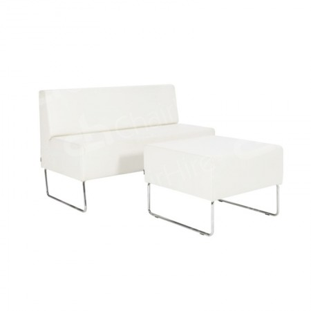 Main Image of Mayfair Sofa Unit White