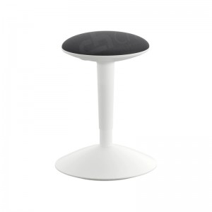 White Pin Stool