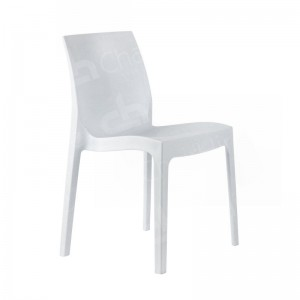 White Siena Chair