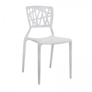 White Webb Chair