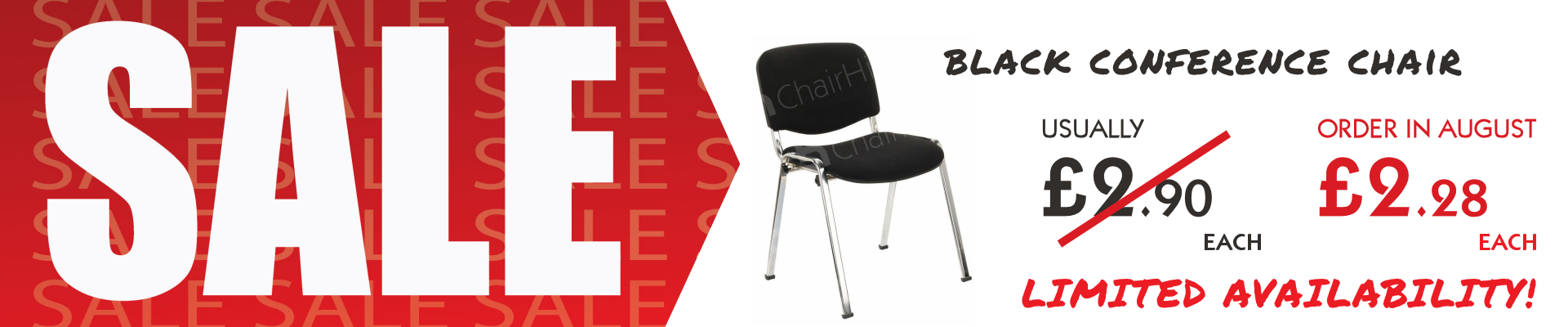 Black Conference Chair Sale