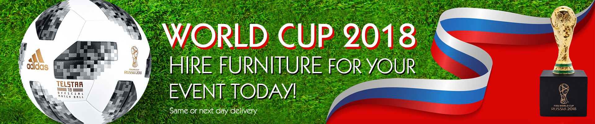 Furniture Rental for the World Cup